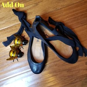 Free People Ankle Strap Shoes